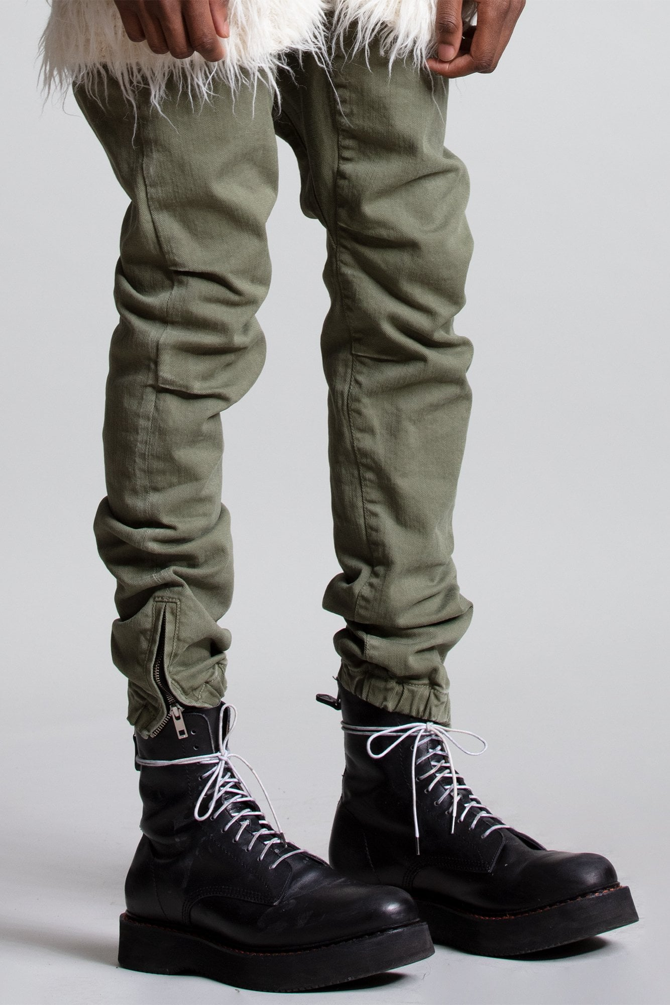 Cooper Tapered Drop - Army Green