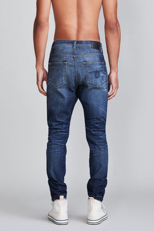 Cooper Tapered Drop - Liam Indigo