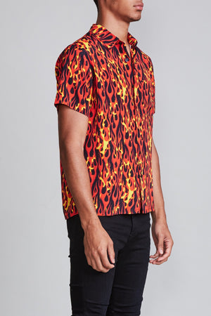 Tony Shirt - Flames