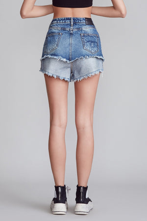 Double Layer Short - Jasper