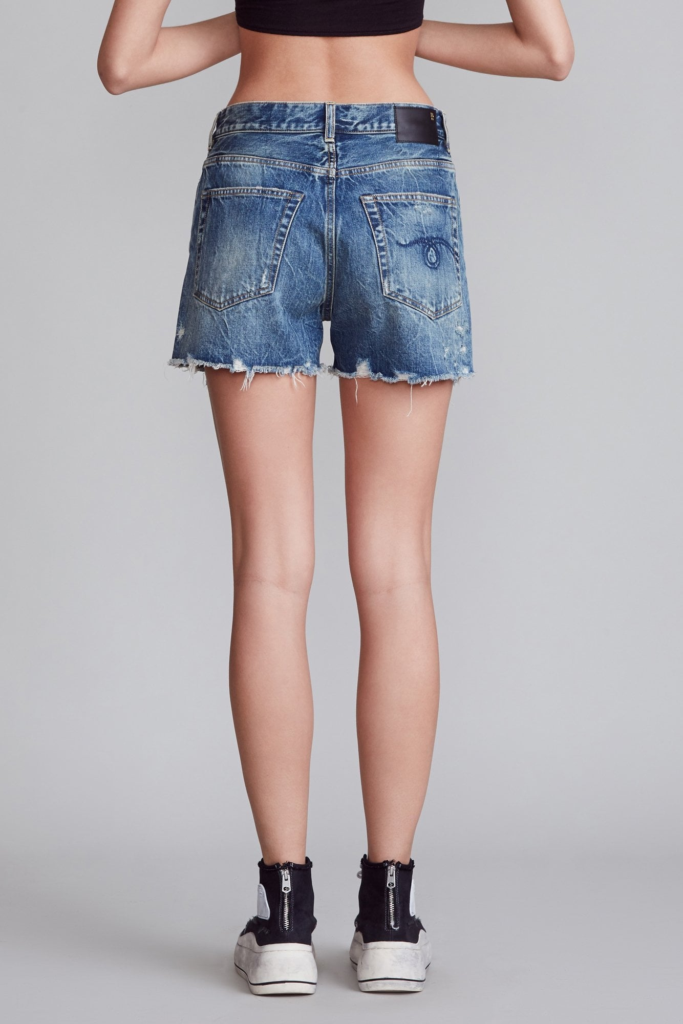 Slouch Short - Kelly