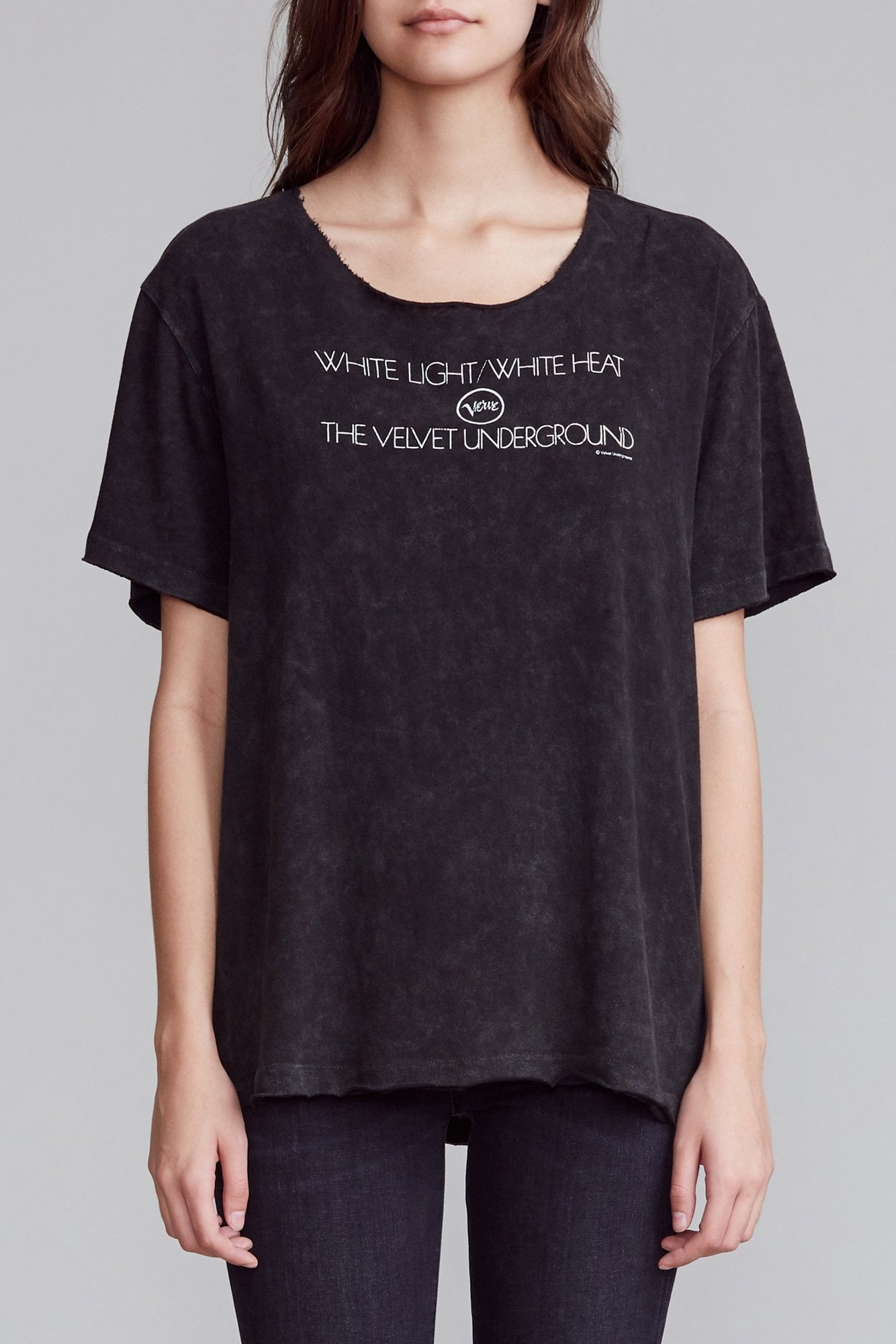 Velvet Underground White Light Rosie T