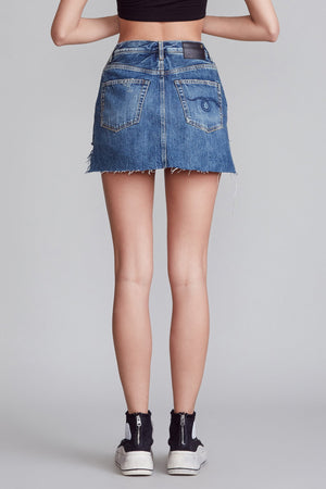 Skirted Short - Kelly