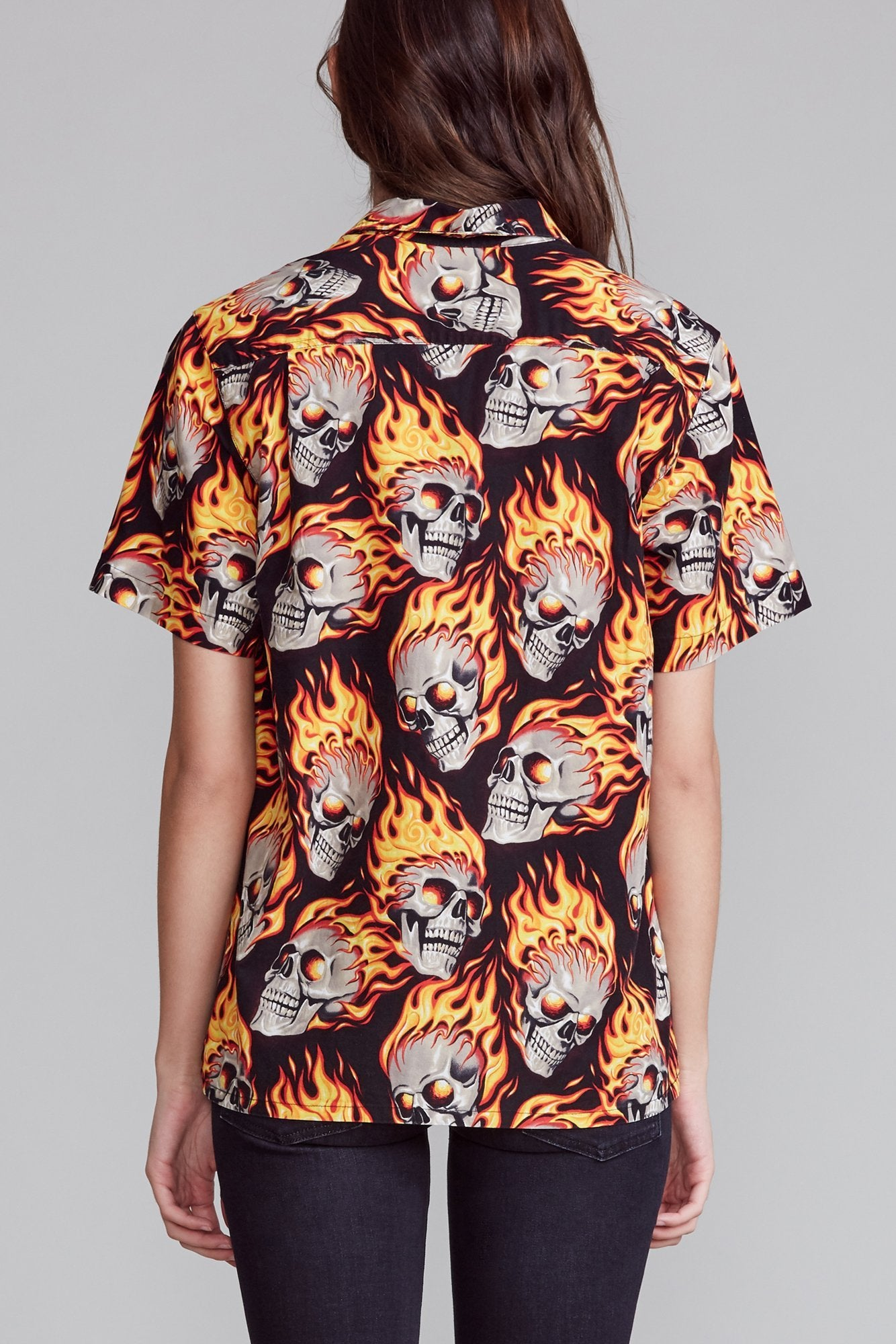 Tony Shirt - Flaming Hot Heads