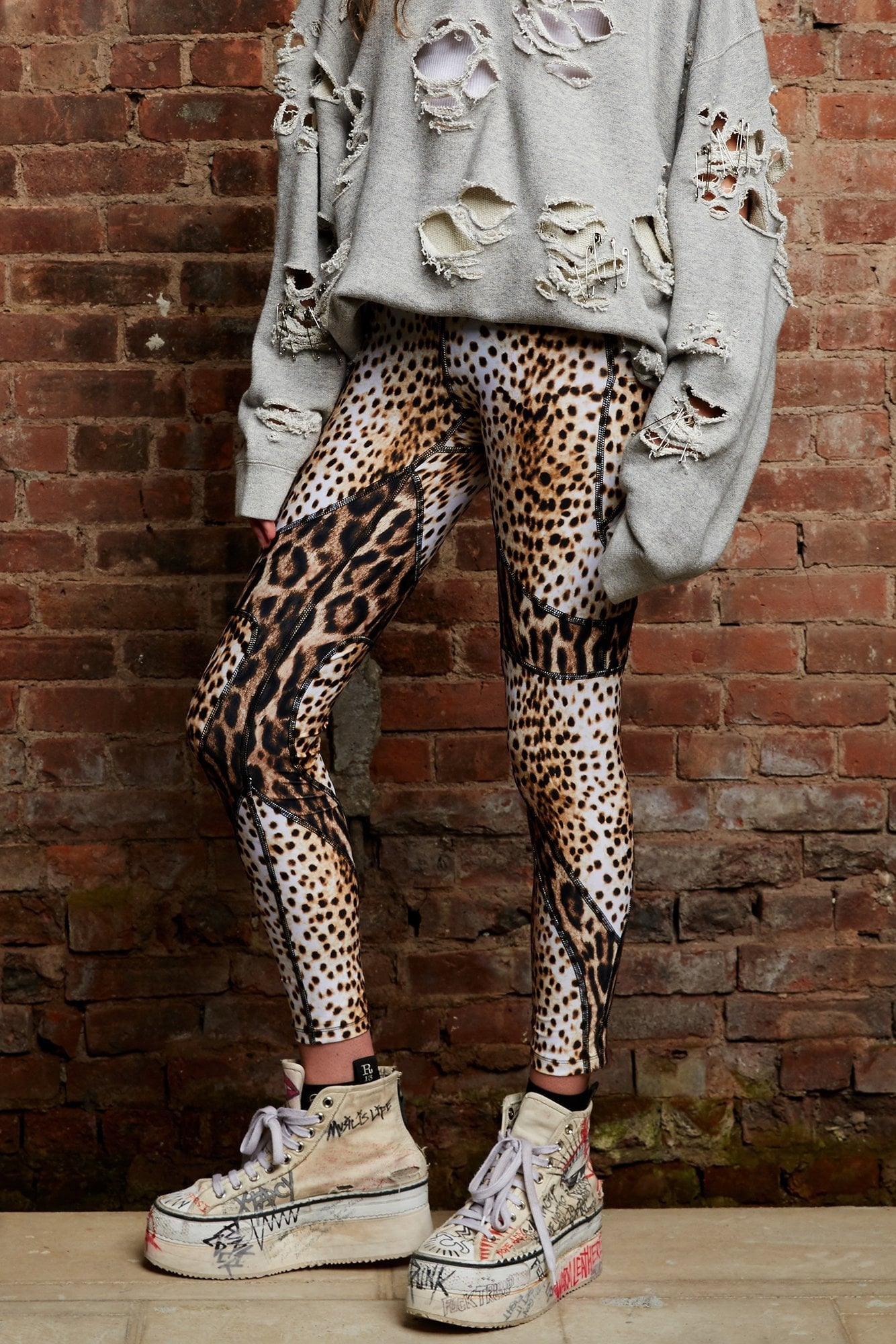 Legging - Cheetah