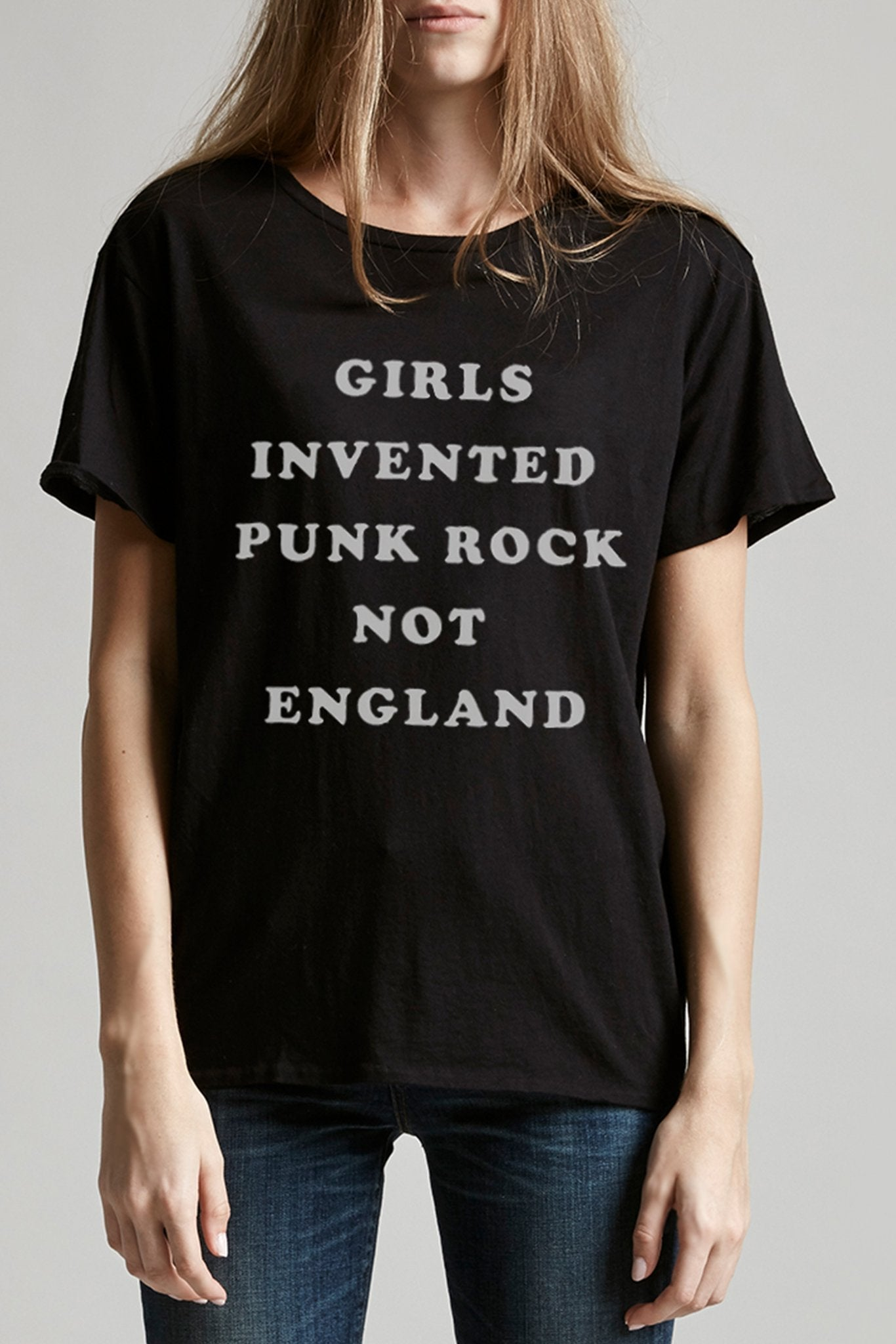 Kim Gordon Boy T Black