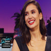 Nina Dobrev</br> The Late Late Show with James Corden