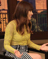 Jessica Biel<br/>Live! with Kelly and Ryan
