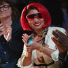 Nicki Minaj <br/> Monse Fashion Show at NYFW