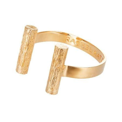 Bond Cuff - Short | Gold