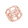 Cage Ring | Rose Gold