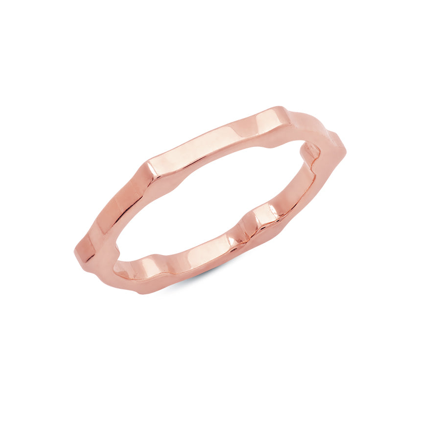 Cage Band | Rose Gold