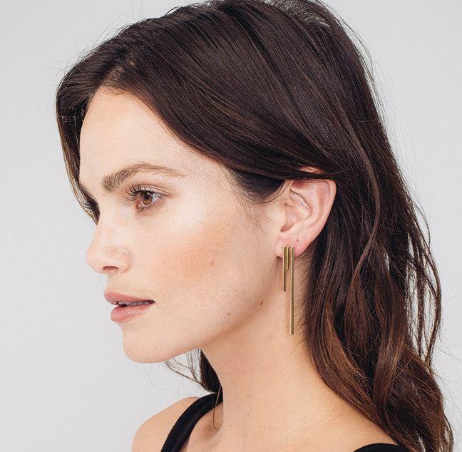 Chandelier Earring | Yellow Gold