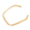 Smooth Wrap Collar | Gold