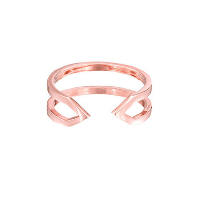 Dagger Ring | Rose Gold