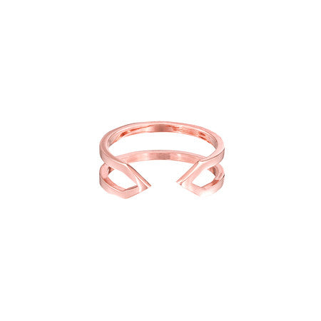 Dagger Ring - Midi | Rose Gold