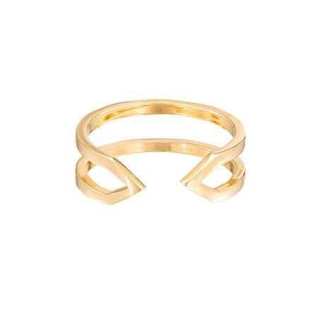 Dagger Ring | 14K Yellow Gold
