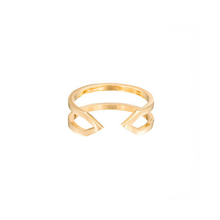 Dagger Ring - Midi | 14K Gold