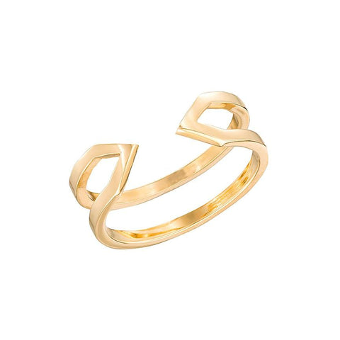 Dagger Ring | Yellow Gold