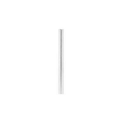 Single Medium Balance Earring | White Gold