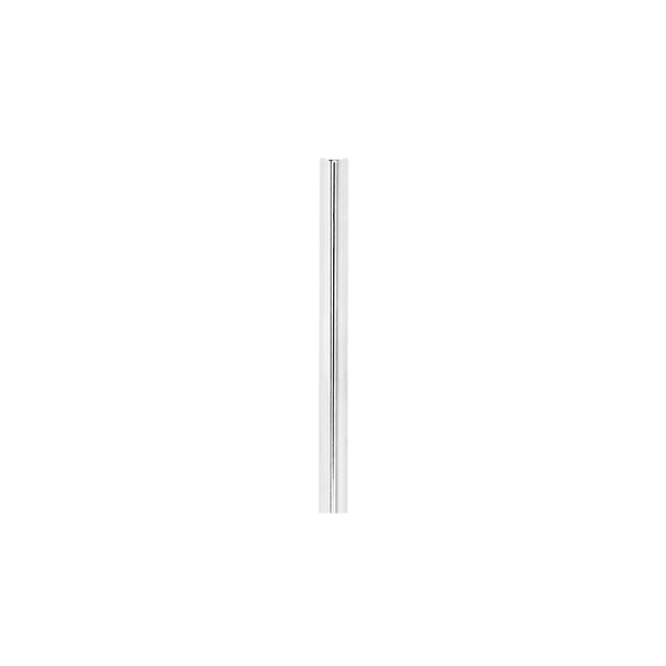 Single Midi Line Earring | 14K White Gold