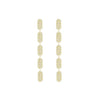 5 Tiered All Diamond Marquis Earrings | Yellow Gold  Earring Rachel Katz Jewelry