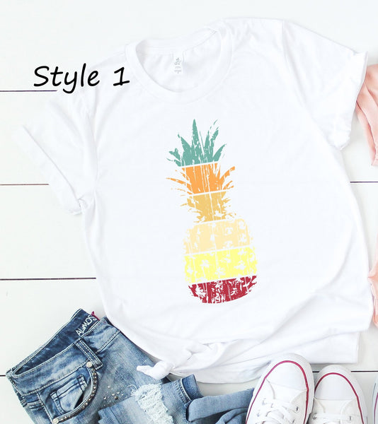 Pineapple - Style 1