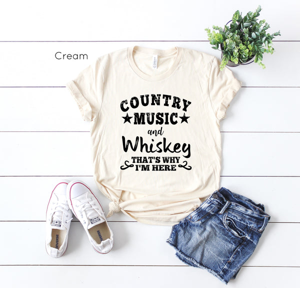 Country Music And Whiskey