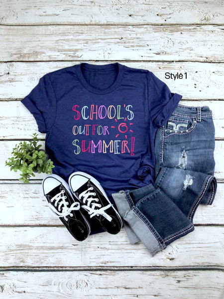 School's Out For Summer! - Style 1