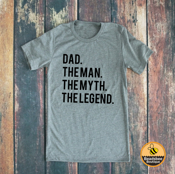 Dad the Man Tee