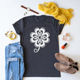 Celtic Clover tee