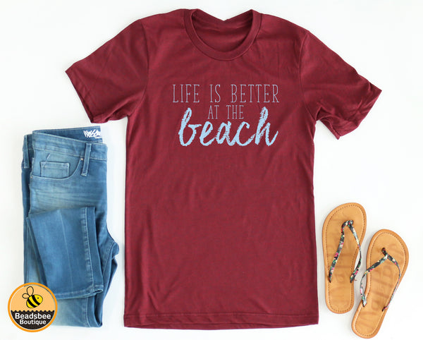 Better at the Beach Tee