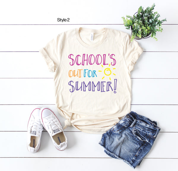School's Out For Summer! - Style 2