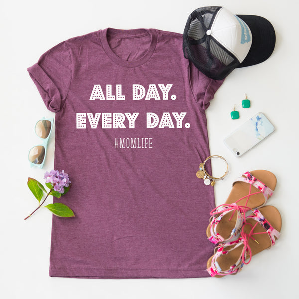 All Day. Every Day tee