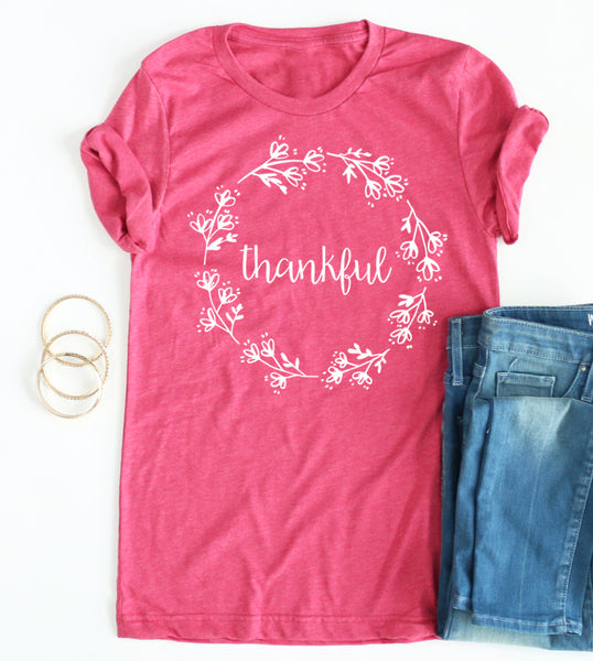 Thankful Tees