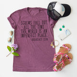 Breakfast Club Quote Tee