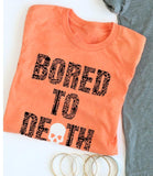 Bored to Death tee