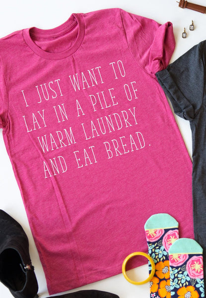 Eat Bread tee