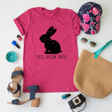 Chocolate Bunny Tee