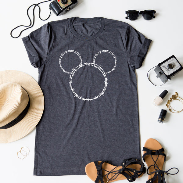Mickey Mouse Wire tee