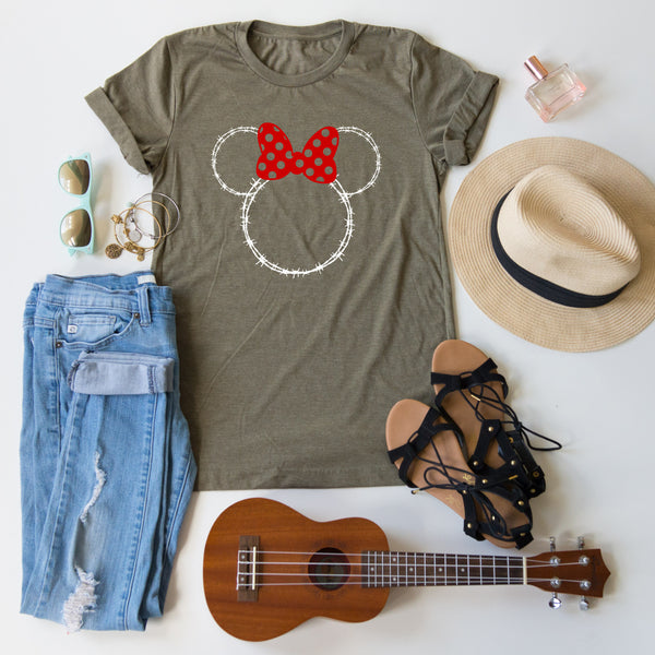 Minnie Mouse Wire tee