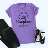 I Teach the Cutest Pumpkins Tee