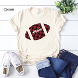 Buffalo Plaid Football