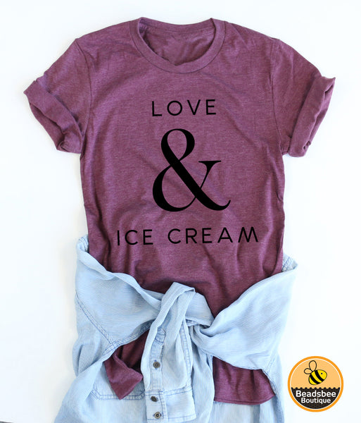 Ice Cream Love Tee