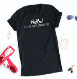 Favorite Song Tee - Hello!