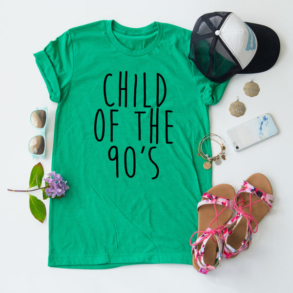 Child Of The 90's tee