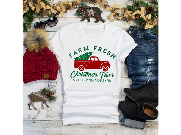 Christmas Trees - Farm Fresh
