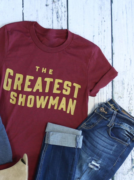 The Greatest Showman Tee