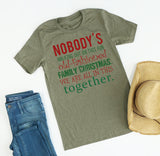 Griswold All In This Together Christmas Tee