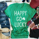 Happy Go Lucky Tee